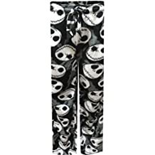 Disney Nightmare Before Christmas Jack Skellington Fleece Lounge Pajama Pants