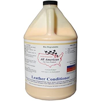 Amazon Com All American Car Care Products Leather