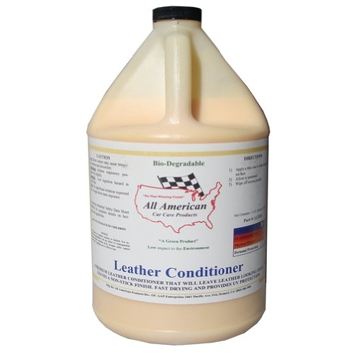 All American Car Care Products Leather Conditioner - Premium