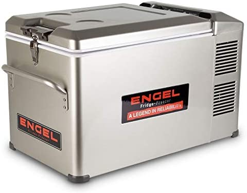Engel SAWMT35F-G3-S Nevera Portátil, MT35F-S, 12/24/230V, con ...