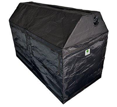 Senua Dachboden Grow Zelt Loft 120 x 120 x 160 cm 600D Mylar Innen Box Hydrokultur Dachboden wächst Zelt