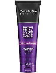 John Frieda Frizz Ease Daily Nourishment Shampoo, 8.45 Ounces