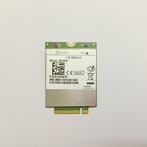 Unlocked ME906E NGFF M.2 LTE/HSPA+ FDD 3G 4G GPRS EDGE GSM WWAN module Card by PJ CARD (Image #3)