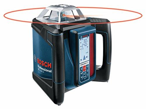 Bosch GRL 500 HCK Self Leveling