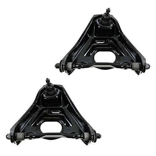 Front Upper Control Arm w/ Ball Joint Driver & Passenger Pair for Buick - Electra Buick Arm Control
