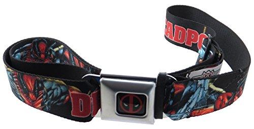Deadpool Marvel Seatbelt Action Poses product image