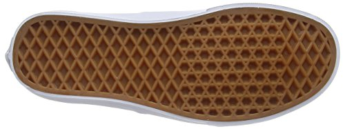 Vans Authentic, Zapatillas Unisex Adulto Negro (Baja Blanket - Multi/True White)