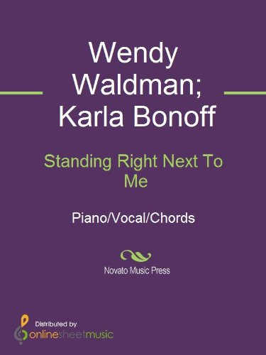 Standing Right Next To Me (Standing Right Next To Me Karla Bonoff)