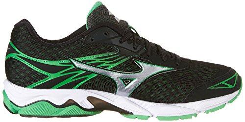 Silver Black Running Mizuno Men's Catalyst Shoe Wave 6waxSYq7