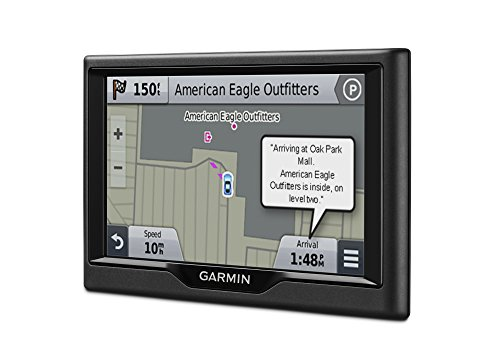 Garmin Nuvi 57LM GPS Navigator System by indicates of  Spoken go By go Directions long-term time Map revisions Direct connection and tempo Limit Displays Vehicle GPS