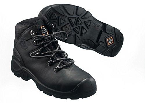 Sanita San-safe Colorado Boot - Calzado de protección Unisex adulto Negro - negro