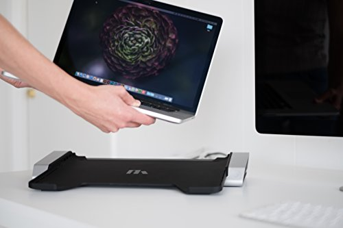 Price comparison product image Horizontal Dock for 15-inch MacBook Pro with Retina Display by Henge Docks