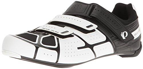Pearl iZUMi Herren Select Rd Iv Radsport-Schuhe Weiß schwarz