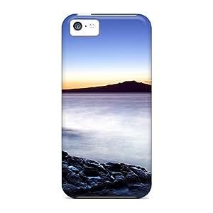 Lph1726rDwA Whcases Coastal Marine 04 Durable Iphone 5c Tpu Flexible Soft Case by icecream design