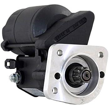 LIGHTWEIGHT FIAT 850 GEAR REDUCTION STARTER-NEW