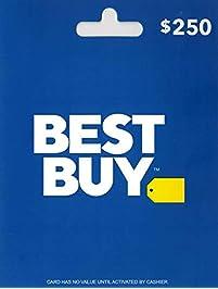 Best Buy Gift Card $250