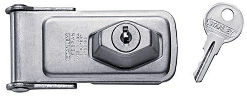 Hasp Safety Kyd 3.5x1.5in Znc