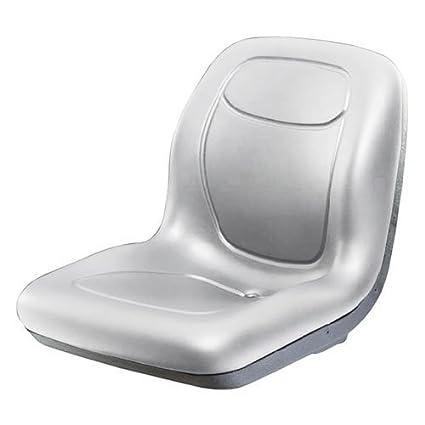 Amazon com : Bucket Seat Vinyl Gray John Deere Komatsu