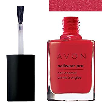 Image Unavailable. Image not available for. Color: Nail Pro Enamel Polish - Ruby Slipper