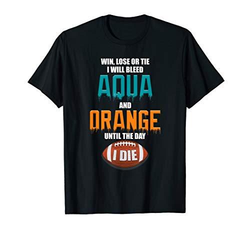 Gulf Shores Apparel: Miami Football Shirt: Limited Ed T-Shirt