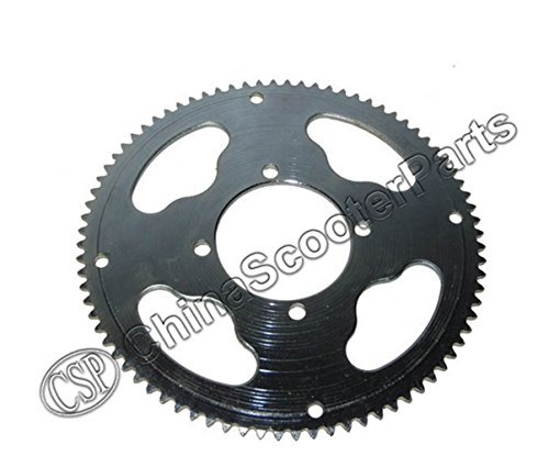 80 80t tooth rear sprocket