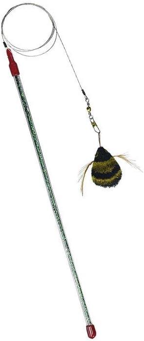 GoCat Cat Catcher Da Bee Cat Toy Handmade in The USA 1 Bee