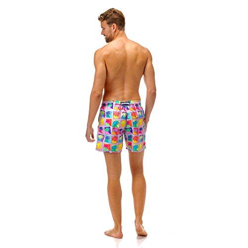 6fc97b6d830c1 Vilebrequin - Alex Israel - Limited Edition Moorea Swimwear - Men durable  service