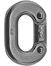 """US Stainless Stainless Steel 316 Chain Connecting Link 5/16"""" (8mm) Marine Grade Connector"""