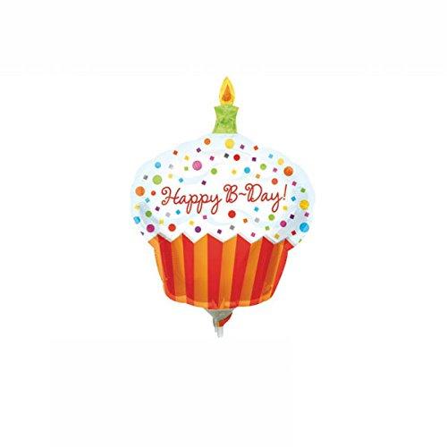 Anagram 31865 Je TAime Dots Foil Balloon 18 Multicolored
