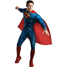 Rubie's Costume Man of Steel Deluxe Adult Muscle Chest Superman,  Costume