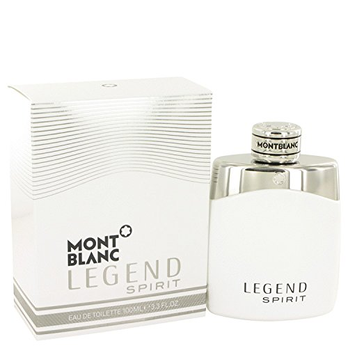 MöntBlänc Lëgend Spirit Cologne for Men 3.3 oz Eau de Toilette Spray +Free JC.Vial