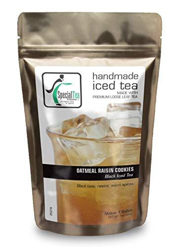 (Special Tea Oatmeal Raisin Cookies Black Tea Makes One Gallon of Iced Tea, 1 Ounce)