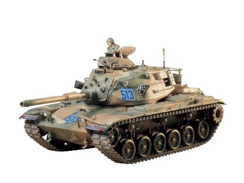 Tamiya 300035140 - 1:35 US Kampfpanzer M60A3 105mm