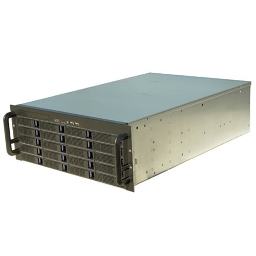NORCO 4U Rack Mount 20 x Hot-Swappable SATA/SAS 6G Drive Bays Server Rack mount RPC-4020