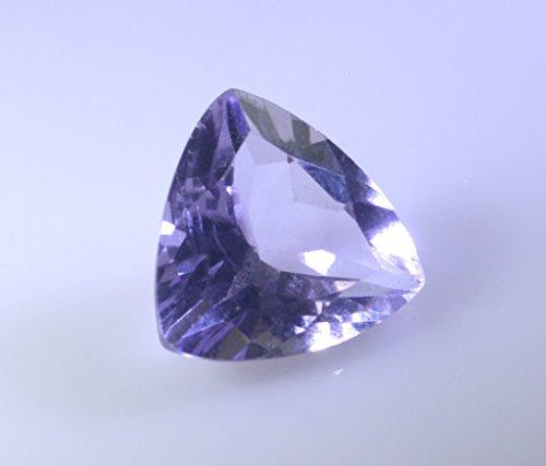 améthyste pierre lâche trillions facettes 1 pc 13x13 mm stcbam-1136
