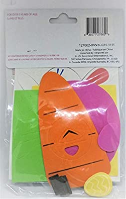 Eggstra Special Bunny Magnet Craft Kit /& Easter Bunny Picture Frame Hatching Chick Magnet Egg for Kids DIY Classroom Daycare Homeschool Art Decor Gift Summer Toys River Charms Easter Craft Kits