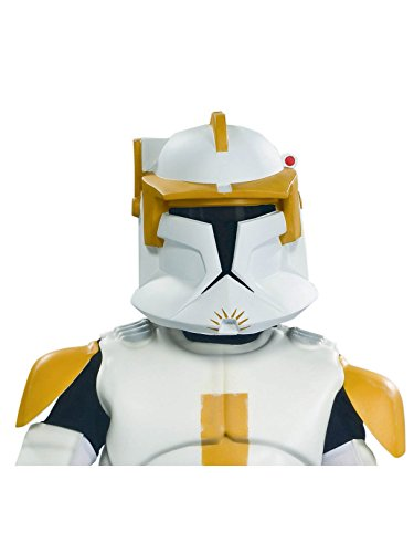 Rubies Star Wars Clone Wars Clonetrooper Cody Child's Mask (2-Piece) -