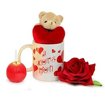 Gift love u mug rose n teddy with ball candle gifts5483gift for gift love u mug rose n teddy with ball candle gifts5483gift for husband negle Image collections