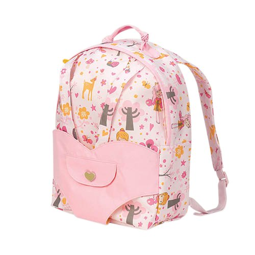 Our Generation Doll Carrier Backpack - Girls Hawk Backpack For