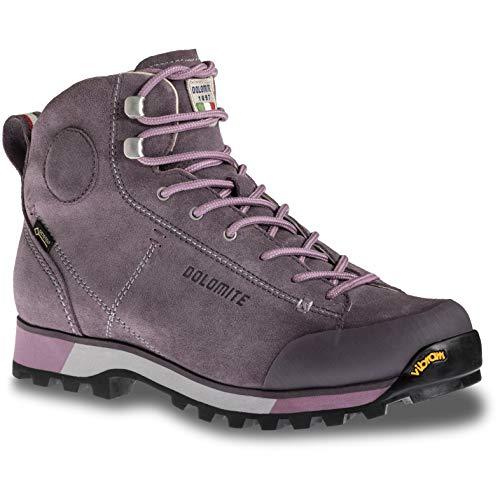 Uk Dolomite Scarpe Donna Il ® Tempo W 4 Cinquantaquattro Da Hike Libero Violet Gtx Dark Per rZBxFSrwq