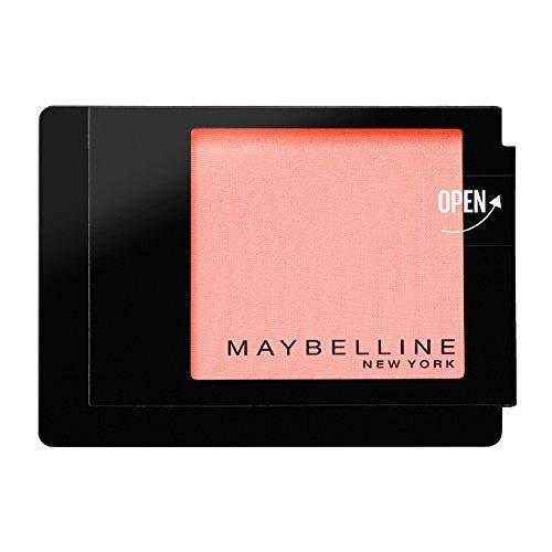 Maybelline Master Blush Nr. 100 Peach-Pop, Rouge und Bronzer in einem, betont die natürliche Sommerbräune im Gesicht, für einen frischen, rundum strahlenden Teint, in leuchtenden Farben, 5 g