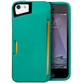 Amazon.com: Smartish iPhone 5c Wallet Case - Slite Card