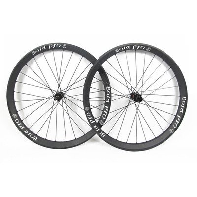 Bola Pro carbon mountain bike wheelset,Two Year Warranty,27.5er 27mm wide Tubeless carbon rim with DT240 hub and Sapim Cx ray 28/28 spoke -  Bola Bicycle Co.,Ltd, MS27-