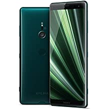 """Sony Xperia XZ3 Unlocked Smartphone, 64GB - 6.0"""" OLED Screen -Forest Green (US Warranty) [Phone ONLY Version]"""
