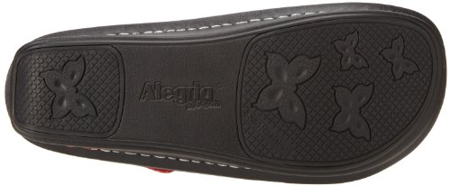 Pictures of Alegria Women's Paloma Flat Black Nappa 37 M EU 7