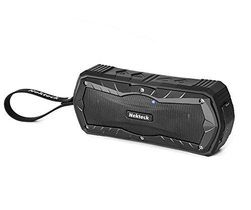 Nekteck Bluetooth Resistant Dustproof Shockproof