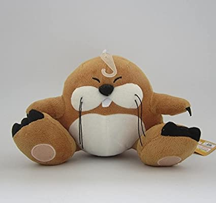 Amazon.com: Super Mario Bros figura muñeca de peluche (5.8 ...