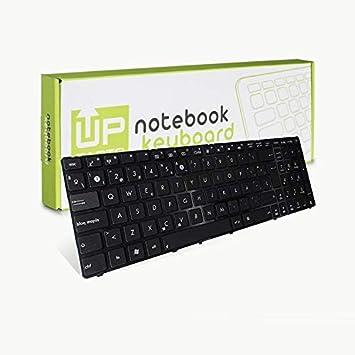 UP PARTS Uptown UP-KBU026-ES - Teclado Ordenador portatil ASUS K50C K50IJ P50IJ X5DIJ K50 K70: Amazon.es: Electrónica