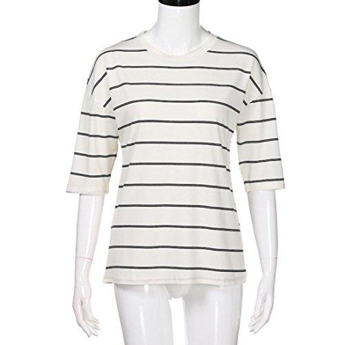 Wreapped Tirantes De returom Para Bueno Tops Camiseta Mujer Con O IbyYf7g6v