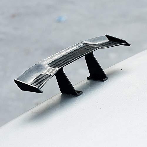 Car Accessories Modified Mini Spoiler Personality Decorative Spoiler Decoration by Sannysis (Image #8)